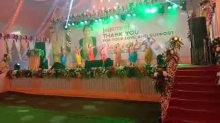 Modern Nepali Dance Cover By Adi Girls....