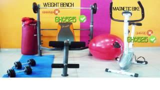 Fitness & Wellness - Orca Deco Ghana