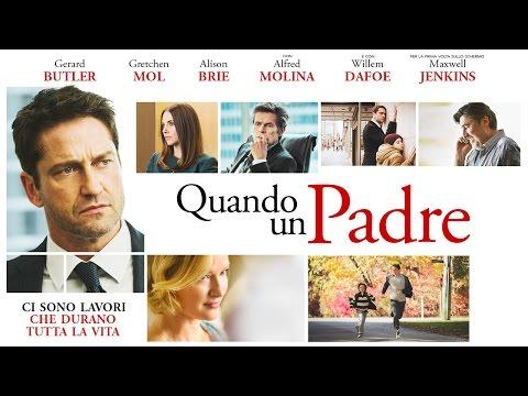 Quando un padre (Gerard Butler) - Trailer italiano ufficiale [HD]