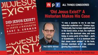 Did Jesus Exist? Interview by Guy Raz
