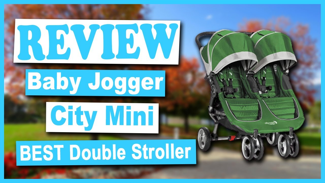 Baby Jogger City Mini Double Stroller Review - Best Double ...