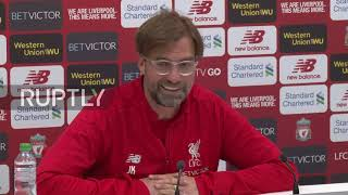 UK: Liverpool boss Klopp 'not surprised' by Manchester derby result