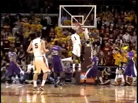 Washington Huskies vs USC Trojans Basketball Highlights  1-23-10