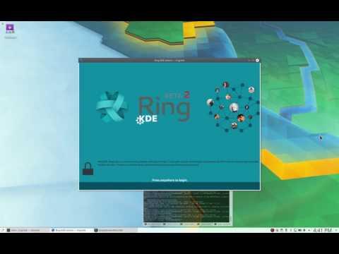 Ring-KDE 3.0.0-alpha1