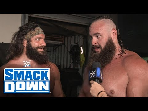 Braun Strowman & Elias stand above the symphony rubble: SmackDown Exclusive, Feb. 21, 2020