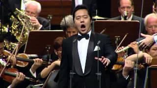 "Semi-Final 2013: Myong Hyun Lee sings ""Che gelida manina"", La Bohème, Puccini"