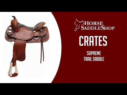 Crates 2170 Supreme Trail Saddle Review