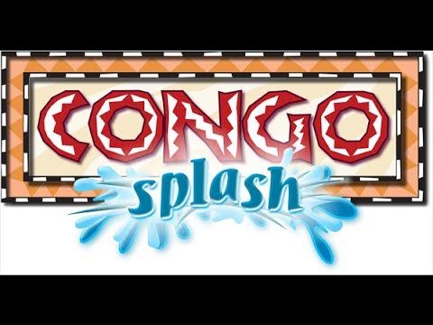 Congo Splash - største og vildeste nyhed nogensinde