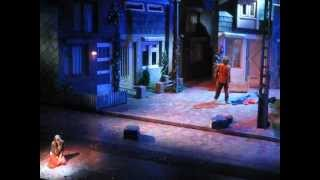 musical Domino - ik wil niet dat je weggaat (Deborah de ridder)