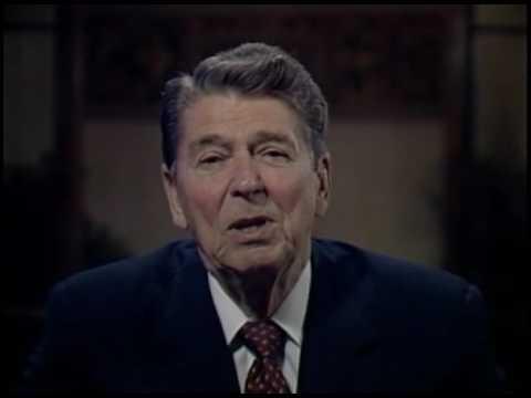 President Reagan's WORLDNET Address. Villa Condulmer, Venice, Italy, June 5, 1987