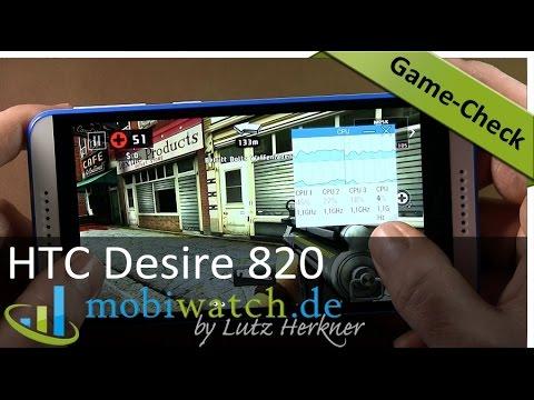 game-check-htc-desire-820:-wie-flüssig-laufen-spiele?