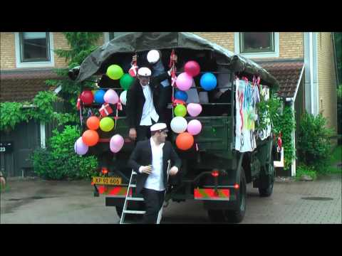 Festlastbiler.dk studenterkørsel - en fest I altid husker!
