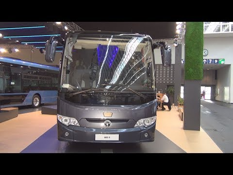 Temsa MD9 Bus (2019) Exterior and Interior