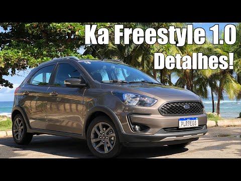 Ford KA Freestyle 1.0 2020 em detalhes - Falando de Carro