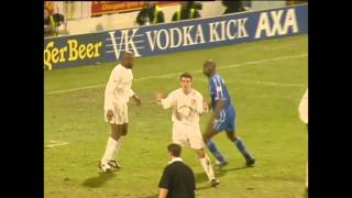 6th January 2002  City V Leeds 3rd Round Fa Cup