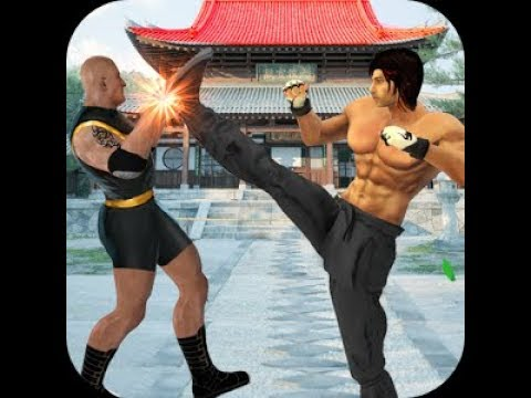 Real Superhero Kung Fu Fight Champion Android Gameplay