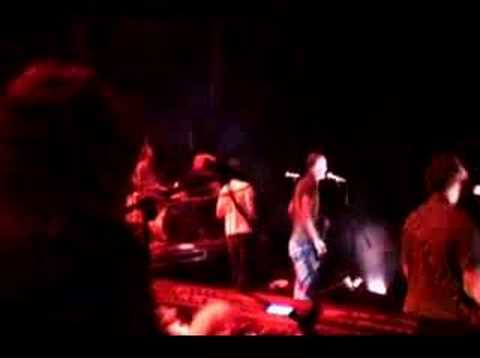 Fred live at the Cork Opera House