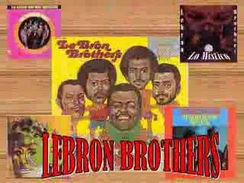 Lebron Brothers - La Temperatura (AUDIO)