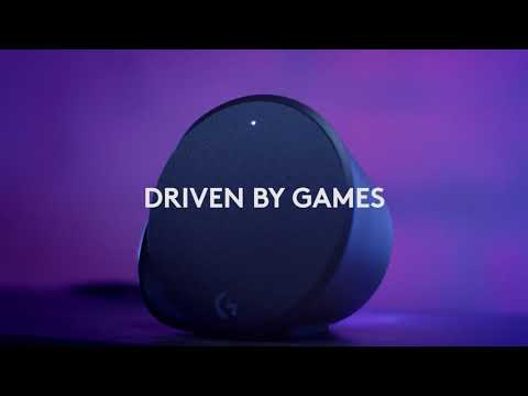 LogitechG  G560 LIGHTSYNC PC Gaming Speakers Launch Trailer