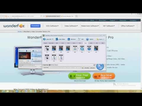 wonderfox-blackberry-video-converter-factory-pro-review
