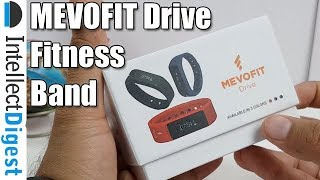 Mevofit Fitness Band Review | Intellect Digest