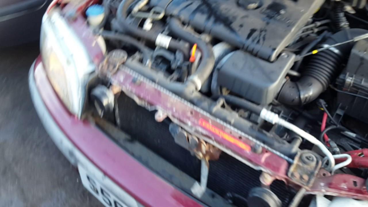 Контрактный двигатель Volvo (Вольво) 1.8 B4184S | Где купить? | Тест мотора