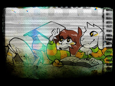 His Theme (Asriel + Chara - Original Lyrics)