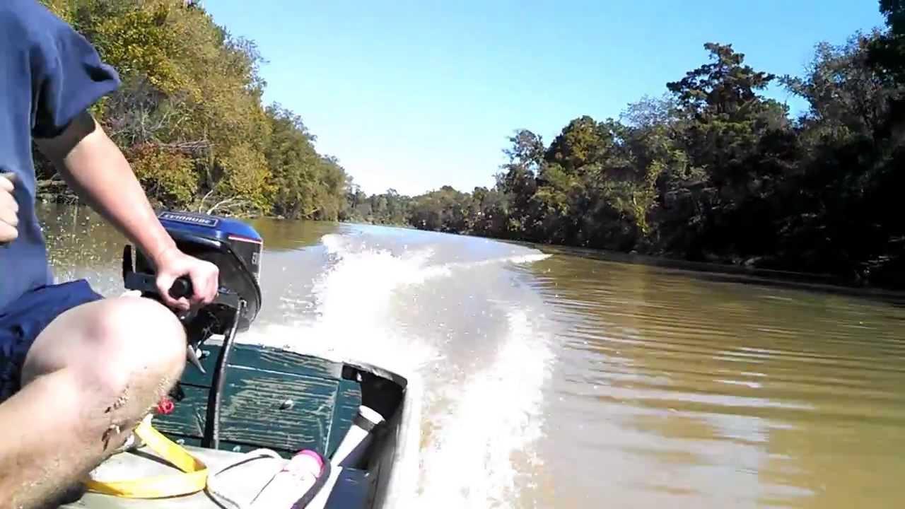 Evinrude 15 Hp >> 12 ft Aluminum Jon Boat 15 hp Evinrude Outboard San ...