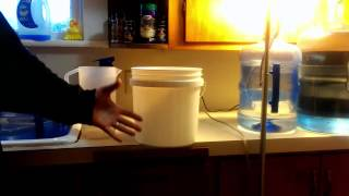 How to Grow in Hempy buckets: coco and perlite