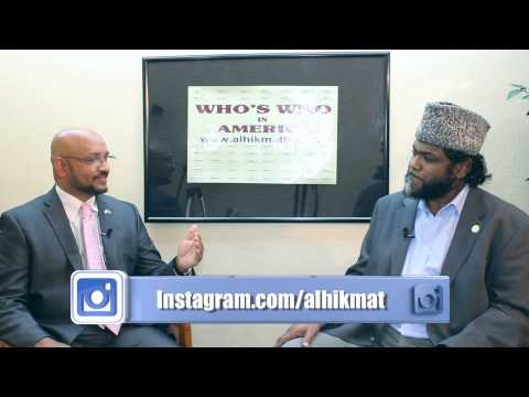 WHO'S WHO IN AMERICA┇MUSLIM AMERICAN ┇MAKES HISTORY IN MAKKAH