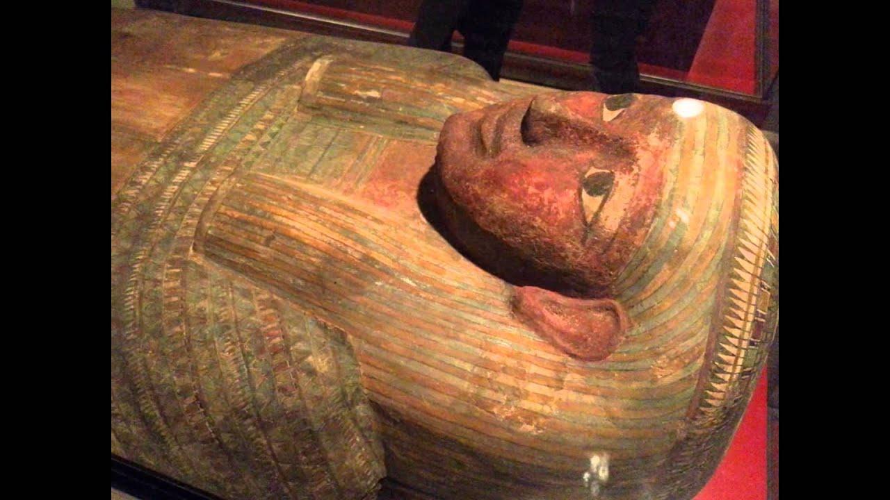 Momias egipcias. El secreto de la vida eterna - YouTube