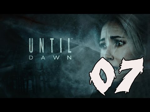 Until Dawn - Gameplay Walkthrough Part 7: Rescue Jessica