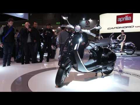 Premiere Vespa 946 - neuer Roller 2013