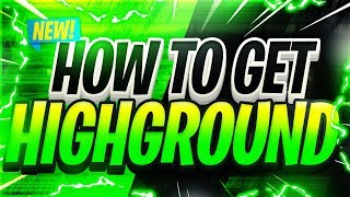 Fortnite How To Get High Ground The Fastest (High Ground Tips And Tricks)