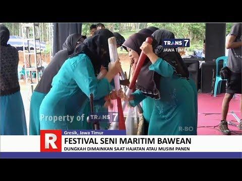 TRANS7 JATIM - Festival Maritim Bawean