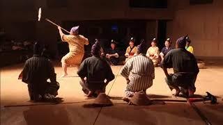 黒島民謡「ペンガントゥレー」を沖縄県公民館研究大会八重山大会で披露