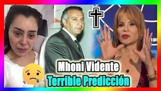 ¡URGENTE! Mhoni Vidente predice el futuro de Juan Collado y su esposa, Yadhira Carrillo hoy