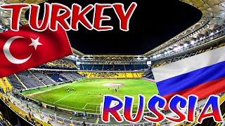 Турция Россия Лига Наций 2020 2021