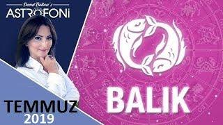 BALIK Burcu TEMMUZ 2019 Burç Yorumları, Astrolog DEMET BALTACI