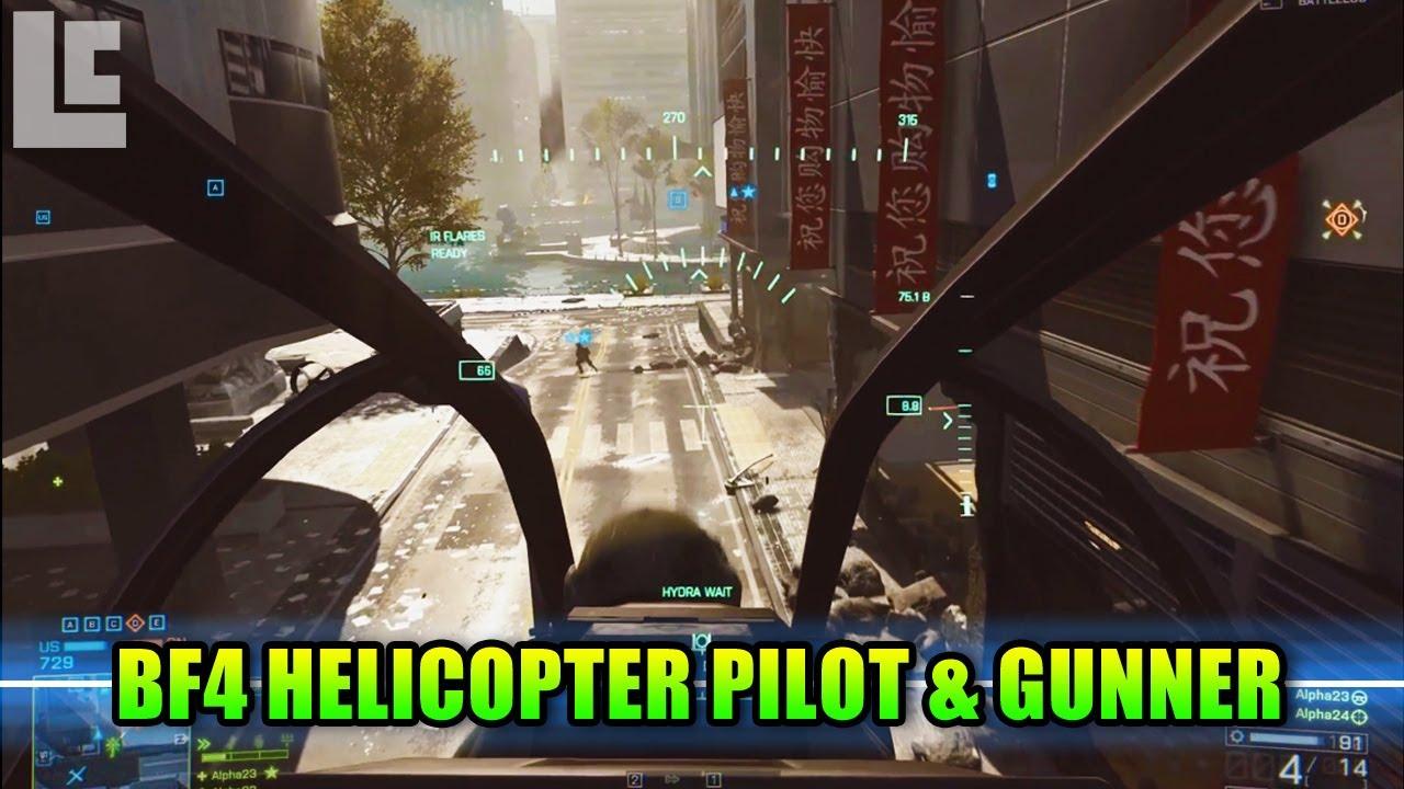 Battlefield 4 Elicottero : Bf attack helicopter gunner setup battlefield gam