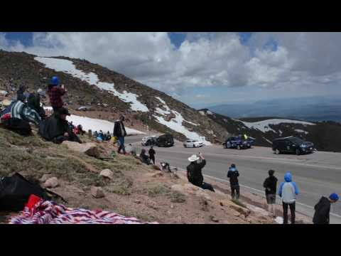 PPIHC 2017 Car Flybys