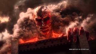 ATTACK ON TITAN Gameplay TGS 2015