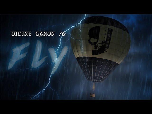 Didine Canon 16 - FLY -فلاي (Official Music Lyrics)