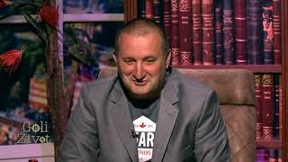 Goli Zivot - Goran Stojadinovic Kreza - (TV Happy 13.06.2021)