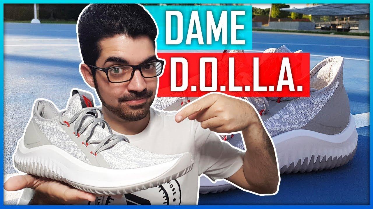 online store 0e229 6969b Las MEJORES para el VERANO - adidas Dame D.O.L.L.A. - UNBOXING y REVIEW en  Español