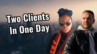 How She Signed Two Digital Marketing Clients In One Day