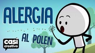 Alergia al polen | Casi Creativo