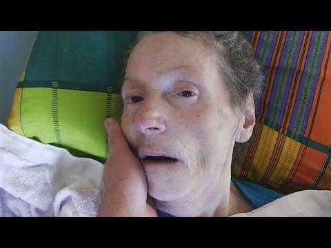 МАМА УМИРАЕТ! Последний день её жизни. Болезнь Паркинсона.Тяжело переживать смерть мамы!