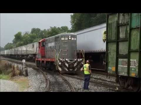 [HD] Late August and Early September in Greater Richmond; BB, NS, CSX, and more; August/Sept. 2015
