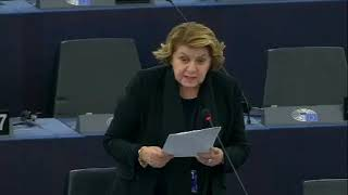 Intervento in aula di Caterina Chinnici sullo stato di avanzamento della lotta dell'UE al riciclaggio di denaro alla luce dei Luanda Leaks